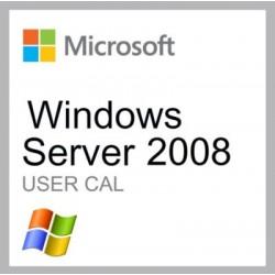 CHIAVE CAL PER SOFTWARE WINDOWS SERVER STANDARD 2008R2 (R18-02873)